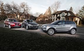 land rover lr2 lifted 2013 bmw x3 xdrive28i vs 2013 audi q5 2 0t 2013 land rover range