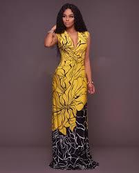 sleeveless abstract print color block maxi dress addicted2fashion