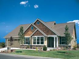 house plans craftsman springfall craftsman ranch home plan d house plans and more single