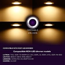 dimmable led ceiling lights 4 led recessed downlight with junction box 7w 60w equivalent