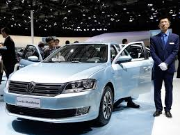 China Has Prevented Volkswagen U0027s Sales From Cratering Business