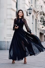 express new years dresses paint it black vivaluxury