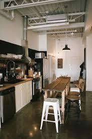cuisine de loft cuisine loft industriel affordable size of meilleur mobilier