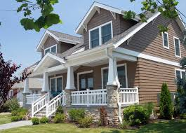 craftsman style homes with porches home design ideas