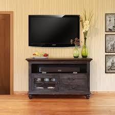 media consoles furniture international furniture direct tv stands 973 vintage black 52 tv