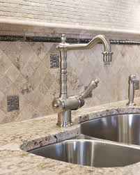 pewter kitchen faucets are backsplashes important in a kitchen in detail interiors