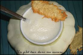 cuisiner le patisson blanc p velouté de pâtisson un p tour dans ma cuisine