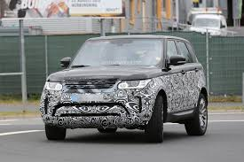 range rover land rover 2017 spyshots 2017 range rover sport first photos autoevolution