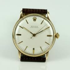 golden rolex buy vintage rolex presion watch in gold sold items sold rolex
