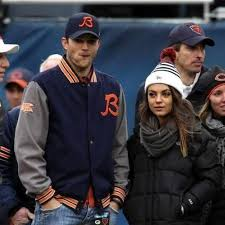 chicago bears fan site celebrity bears fans celebrities at chicago bears games