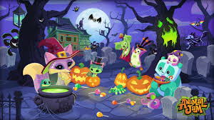 msp halloween background free animal jam downloads the daily explorer