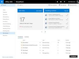chris o u0027brien overview of the new sharepoint u2013 modern team sites