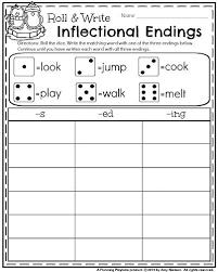 best 25 inflectional endings ideas on pinterest ed endings