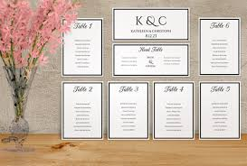 Free Wedding Seating Chart Template Excel Wedding Seating Chart Template 11 Free Sle Exle Format