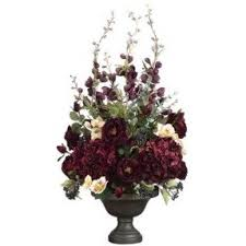 Flower Arrangement Silk Hydrangea Floral Arrangements Foter