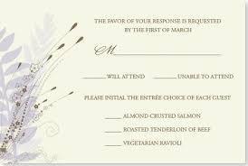 wedding invitations rsvp cards seaside fauna wedding invitations with rsvp cards lavender