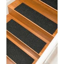 top product reviews for halton carpet charcoal stair treads set