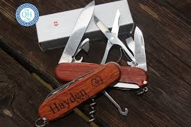 personalized swiss army knife swiss army knife personalized huntsman 15 tool the