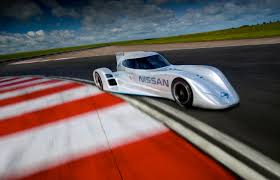 nissan race car nissan unveils 2014 le mans electric race car autoevolution