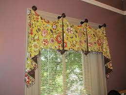 Rv Valance Ideas 276 Best Curtains Box Pleated U0026 Tailored Valances Images On