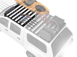 nissan accessories south africa nissan navara slimline ii roof rack kit by front runner