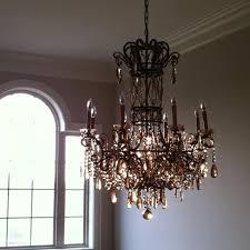Foyer Chandelier Ideas Chandelier Foyer Lighting For High Ceilings Large Pendant