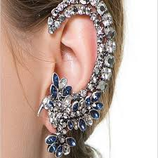 cuff earings aliexpress buy 2015 retro blue birds ear cuff