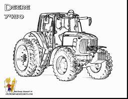 unbelievable john deere tractor coloring pages with john deere