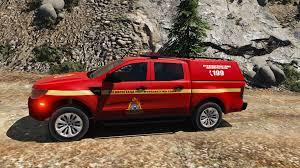 Ford Ranger Truck Mods - greek forest guard firefighting ford ranger gta5 mods com