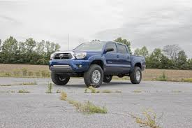 nissan tacoma 2006 3in suspension lift kit for 05 17 toyota tacoma pickups rough