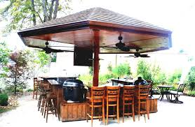 Patio Bar Designs How To Build A Patio Bar For Modern Home Goodhomez