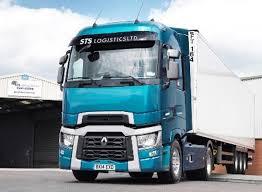 renault trucks 2014 sts logistics chooses renault range t commercial motor