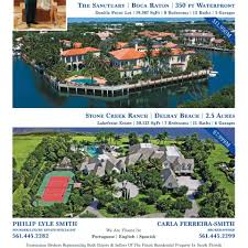 luxury resort portfolio south florida waterfront luxury real
