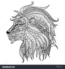 coloring pages lion ozil lion face coloring page best pages 2017