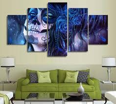 blue skull pictures promotion shop for promotional blue skull