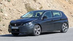 peugeot 308 refresh spy shots motor1 com photos