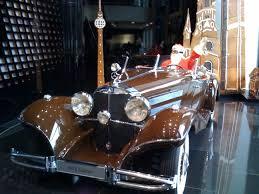 mercedes santa santa claus mercedes 500 k roadster autophiliac
