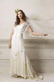 informal wedding dresses uk luminous satin informal wedding dress with pearly trim edges