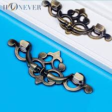 Brass Handles For Kitchen Cabinets by Online Get Cheap Antique Door Handles Aliexpress Com Alibaba Group