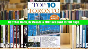 free download top 10 toronto dk eyewitness top 10 travel guides