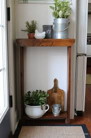 Diy Console Table with Quick And Easy Diy Console Table Finding Home Farms