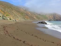 news from marin county marin headland u0027s black sands beach
