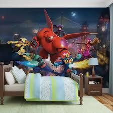 disney big hero 6 wall paper mural buy at europosters disney big hero 6 wallpaper mural