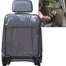 protection dossier siege voiture lot de 2 housse protection dossier arrière siège auto voiture ebay