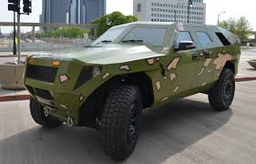 kia military jeep army diesel hybrid concept twice the mpg just as fierce as humvee