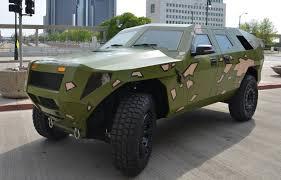 Ford Diesel Hybrid Truck - army diesel hybrid concept twice the mpg just as fierce as humvee