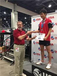 Us Table Tennis Team New Jersey Teens Victorious In Table Tennis Open 1 Chinadaily Com Cn