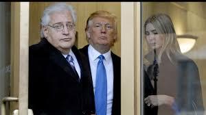 donald trump israel donald trump signals potential shift in israel policy