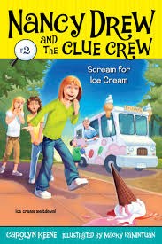 nancy drew and the clue crew books by carolyn keene peter francis