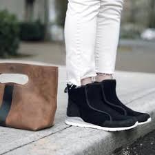 ugg australia s aireheart boots vintage chestnut with denim or dresses ugg clogs clog